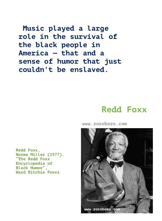 Redd Foxx Quotes, Redd Foxx Funny, Hilarious Quotes, Redd Foxx Comedian, Redd Foxx