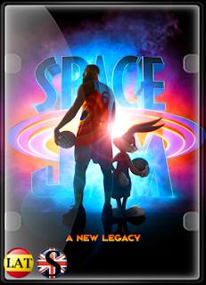 Space Jam 2: Una Nueva Era (2021) WEB-DL 1080P LATINO/INGLES