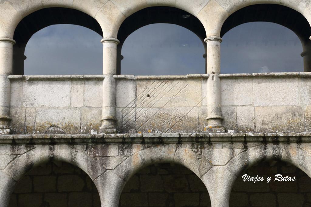 Relojes de sol del Monasterio de Xunqueira de Espadanedo