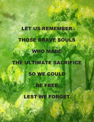 anzac day quote 2017 lest we forget
