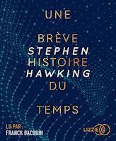 Stephen Hawking Une brève histoire du temps Lizzie