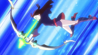 Little Witch Academia Akko Kagari Trigger Anime Mirai 2013