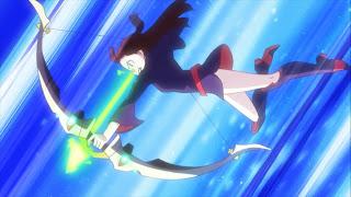 Little Witch Academia Akko Kagari Trigger Anime Mirai 2013