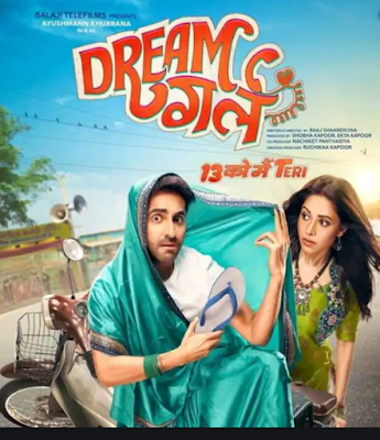 Dream Girl Full Movie Download  TamilRockers [HD] In Hindi