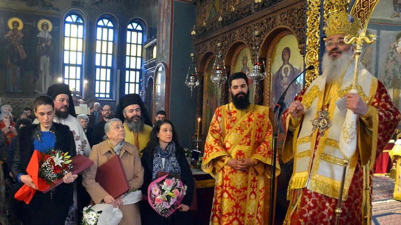 Αλεξανδρούπολη: Εορτή της Υπαπαντής στην Αγία Κυριακή και Εκδήλωση αφιερωμένη στην Οικογένεια