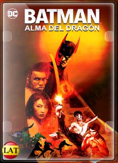 Batman: Alma del Dragón (2021) DVDRIP LATINO