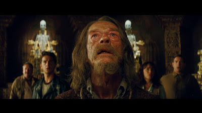 sir john hurt indiana jones