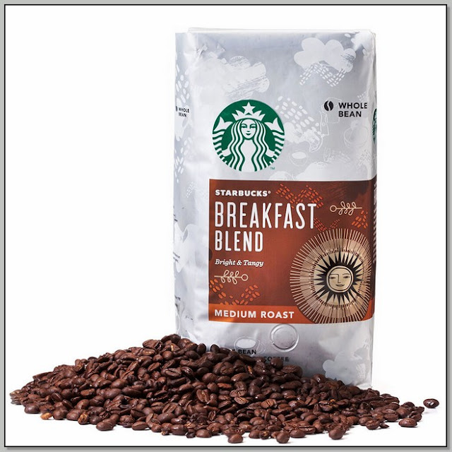 Starbucks Organic Coffee Beans