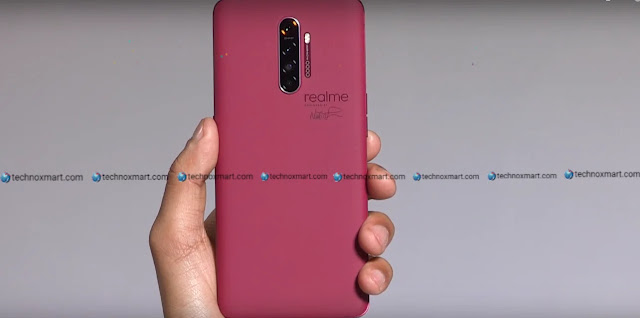 First Impression Of Realme X2 Pro Master Edition