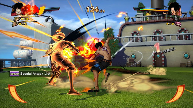 Imagem One Piece: Burning Blood – GOLD EDITION PC