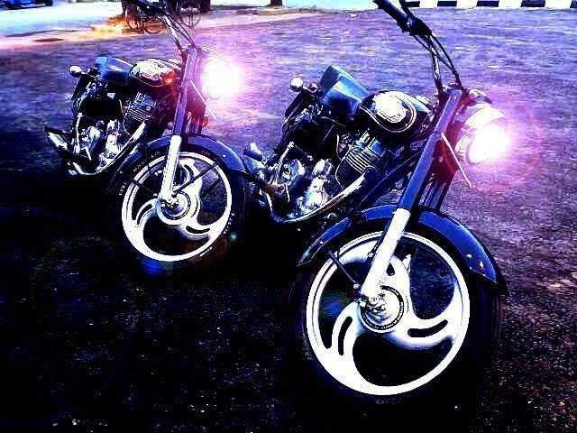 Digital Hd Automobiles Bullet Bikes Hd Collection