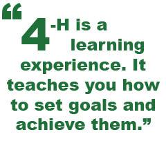 4 H Quotes Simple 4H In Orange County Va Seniors Of 4H
