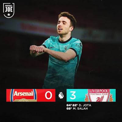 Highlight Liverpool Vs Arsenal