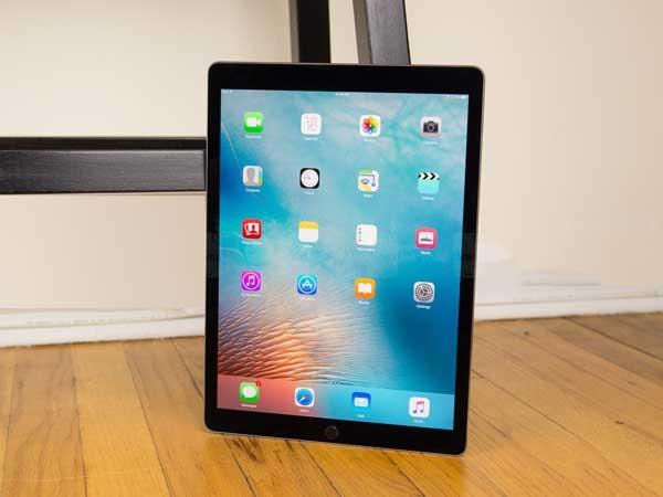 iPad bị hỏng màn hình
