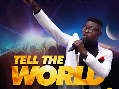 DOWNLOAD MP3: Kenny Ara - Tell The World