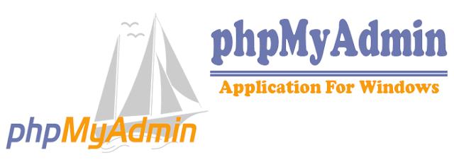 phpMyAdmin For Windows