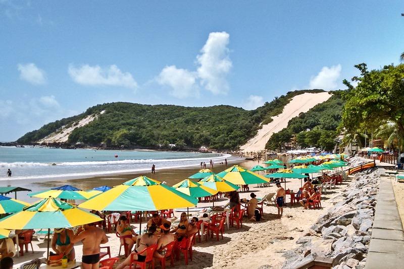 Praia de Ponta Negra - Morro do Careca, Natal