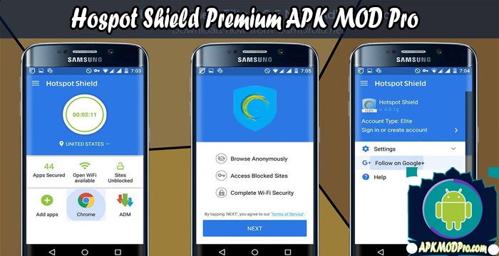 Download Hotspot Shield MOD APK Premium (V.7.3.2) Terbaru 2020