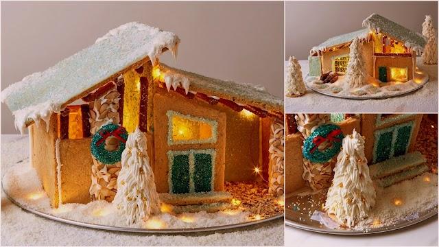 Αρχιτεκτονική με ...μπισκότα - Ένα διαφορετικό, απόλυτα ρεαλιστικό μπισκοτόπιστο