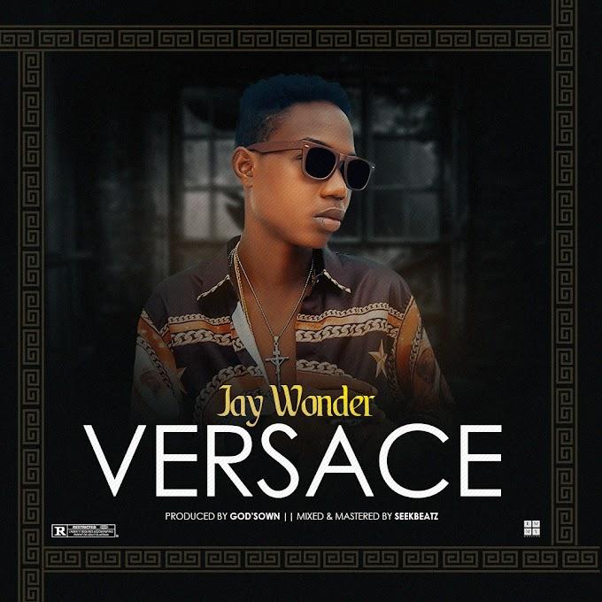 Jay wonder -Versace