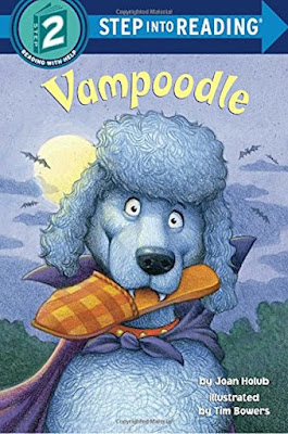 https://www.amazon.com/Vampoodle-Step-into-Reading-Holub/dp/1101936665/ref=sr_1_1?ie=UTF8&qid=1507342997&sr=8-1&keywords=vampoodle