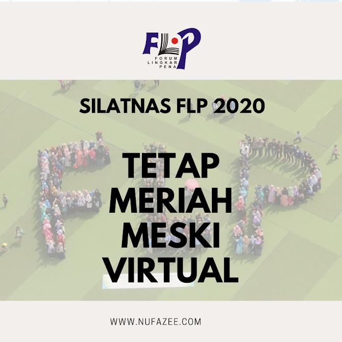 SILATNAS FLP 2020 Tetap Meriah Meski Virtual