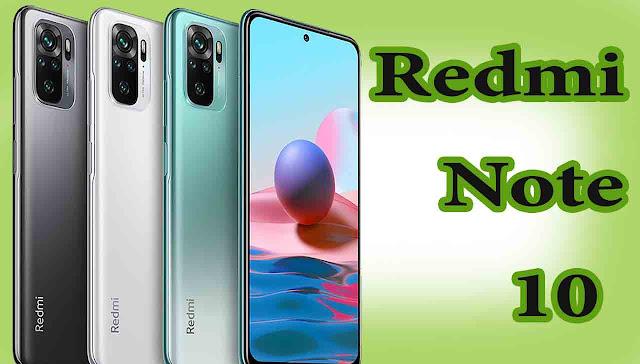 صور هاتف Redmi Note 10