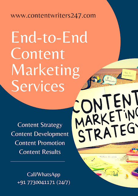 SEO Content Marketing Services