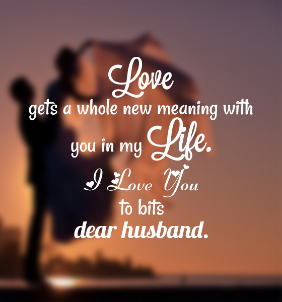 Quotes About Your Husband