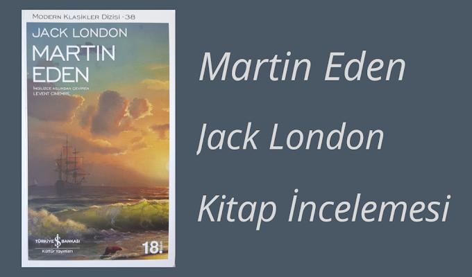 Jack London- Martin Eden