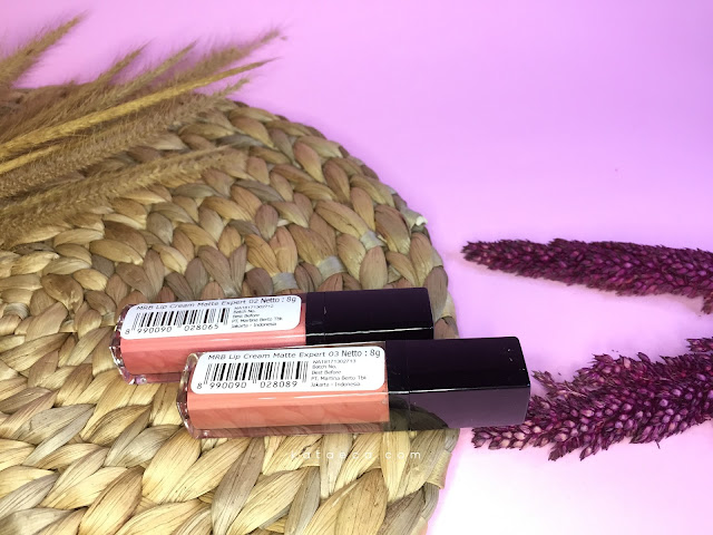 review lip cream mirabella