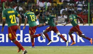 مشاهدة مباراة الكاميرون وغينيا بيساو