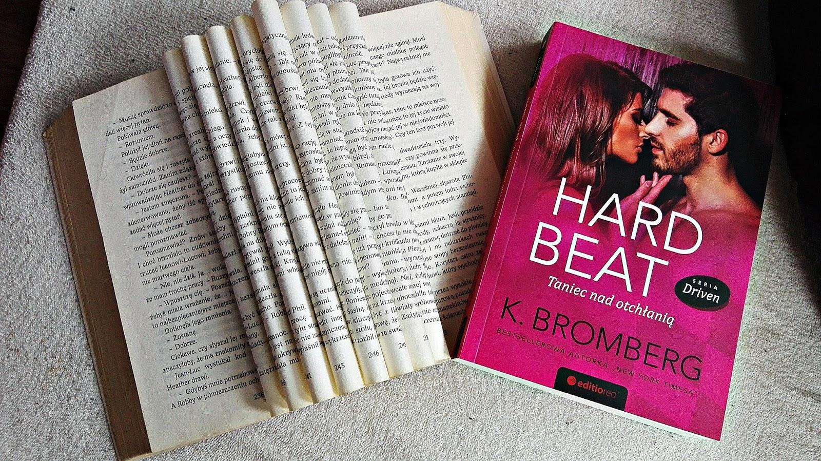 """51#  przedpremierowo """"Hard Beat. Taniec nad otchłanią """"K. Bromberg"""