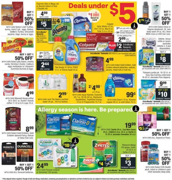 CVS Weekly Ad Preview 3/1-3/7 page-2