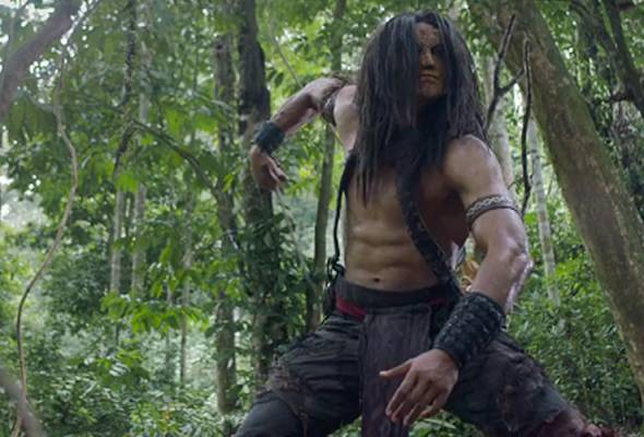 Review Filem Tombiruo : Penunggu Rimba   Filem Aksi Thriller No.1 di Malaysia (2017)