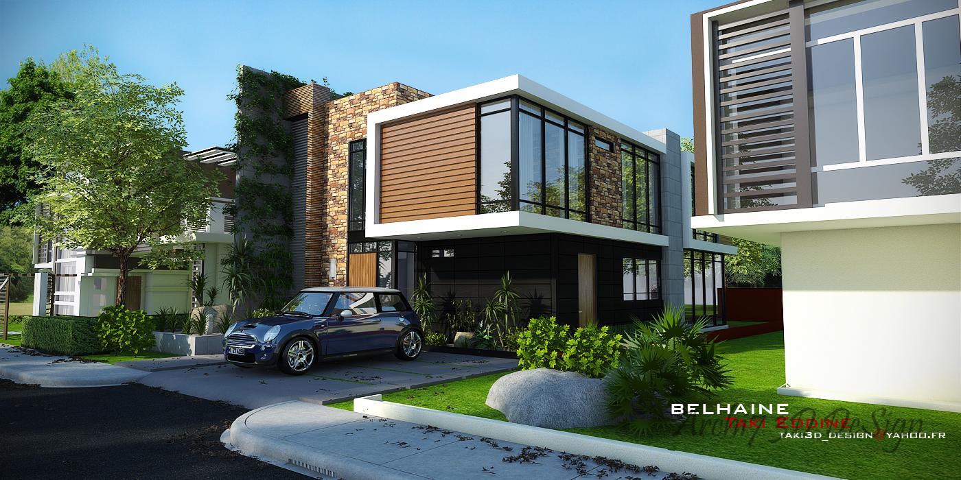 New tutorial vray for sketchup exterior rendering cassa - Vray exterior rendering settings pdf ...