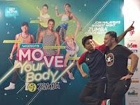 JOM JOIN MALAYSIA BIGGEST ZUMBA PARTY   Watsons Move Your Body Zumba 2017