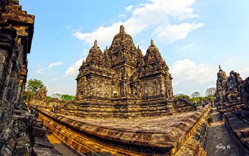 Candi Sewu – Candi Hindu Kuno Di Jawa, Indonesia