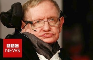 Hawking 'transformed our view of the universe' – BBC News