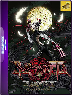 Bayonetta: Bloody Fate (2013) [Latino-Japones] [1080P 60FPS ] [Hazroah]
