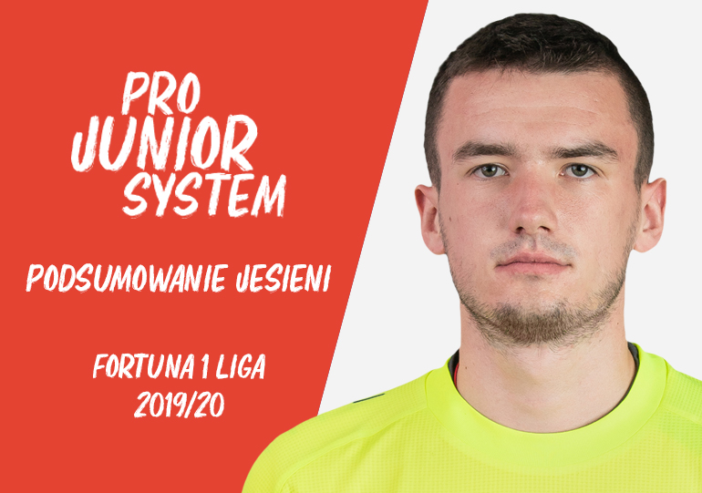 Na zdjęciu: Daniel Bielica<br><br>fot. Sandecja Nowy Sącz / sandecja.pl<br><br>graf. Bartosz Urban