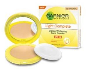 Harga Garnier Visible Whitening Face Powder