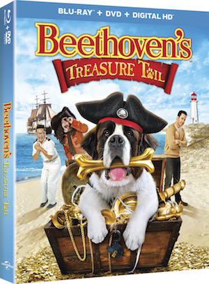 Blu-ray Review - Beethoven's Treasure Tail