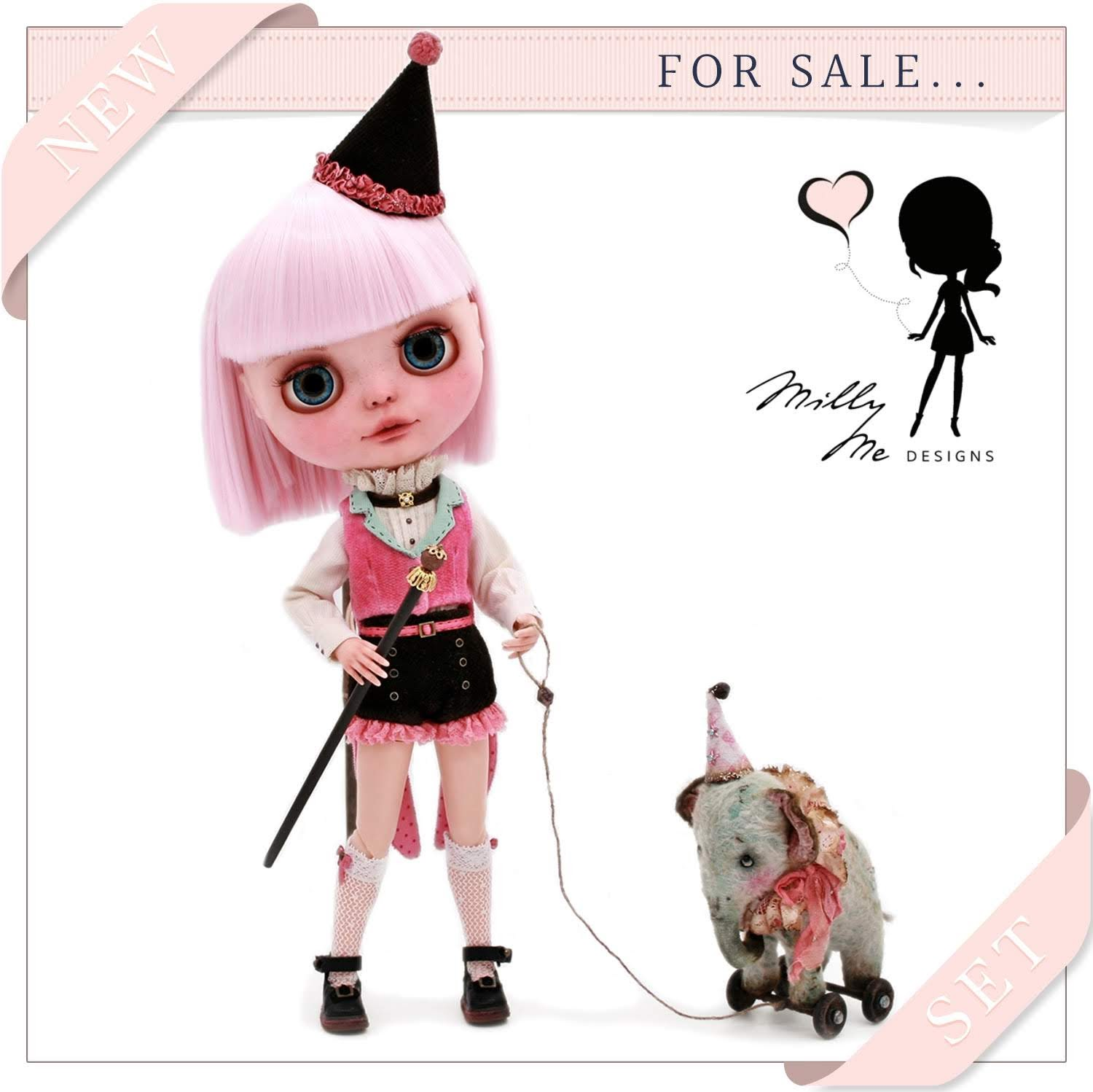 CIRCUS STYLE FASHION SET