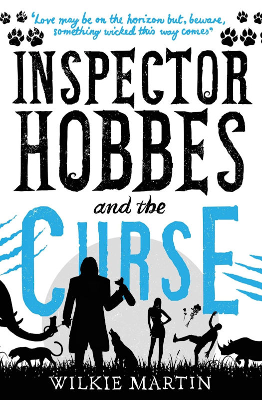 The qwillery july 2016 book number 2 for me was also book number 2 of the unhuman series by wilkie martin inspector hobbes and the curse this series is addictive and very fandeluxe Image collections