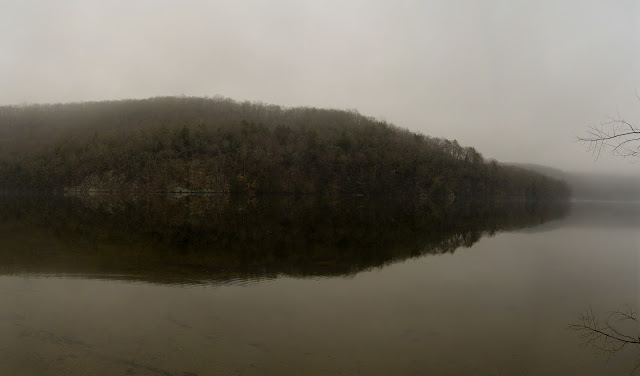 Lake Zoar, The Zoar Trail, Sandy Hook - Newtown CT