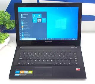 Laptop Seken - Lenovo G40-30
