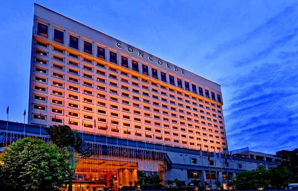 Hotel concorde shah alam