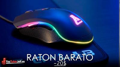 Raton Gaming Barato, KULT-IRIDIUM Review Español