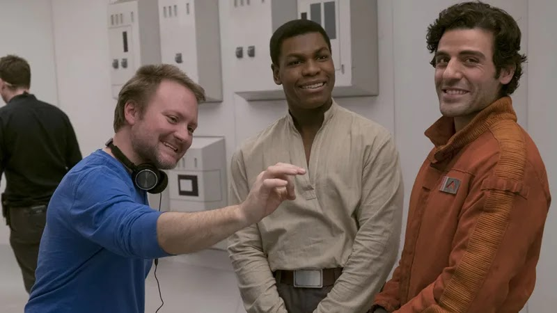 Rian Johnson explains why he took so much risk with Star Wars: The Last Jedi